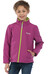 Regatta Tato IV Softshell Jacket Kids Vivid Viola (Key Lime)